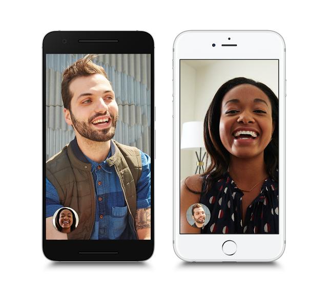 Google releases video messaging app Duo